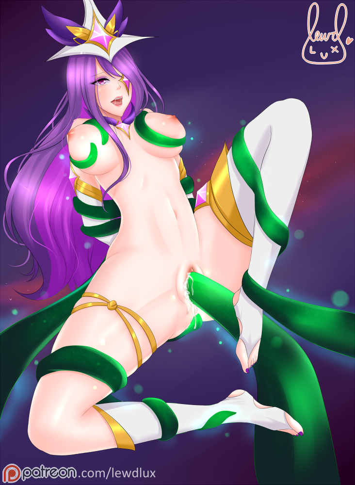 star syndra league of guardian legends Trials in tainted space kase