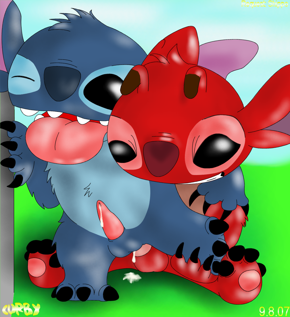 pictures lilo experiments list and and stitch I'll break your nico nico kneecaps