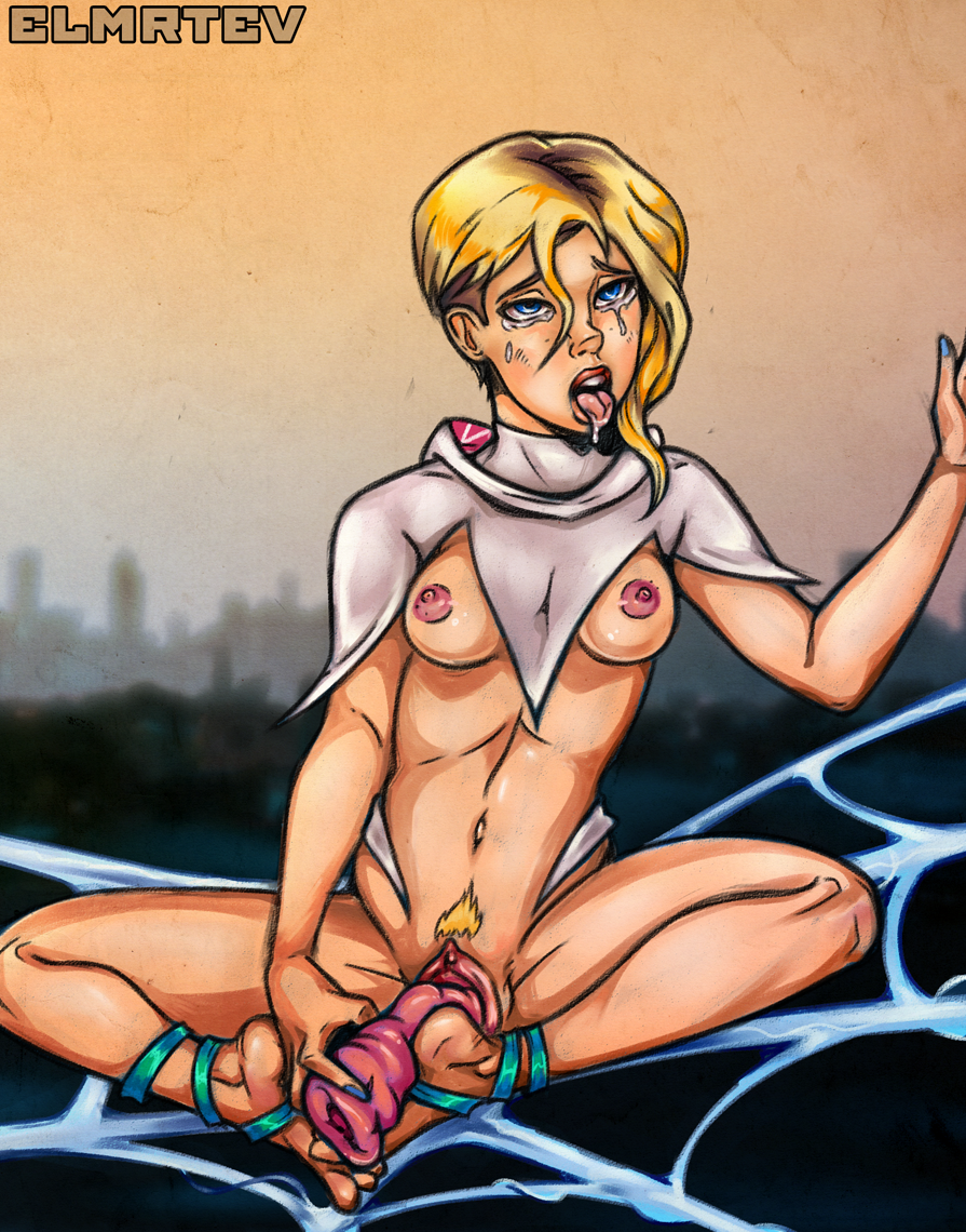 spider into the porn gwen verse Sonia my time at portia