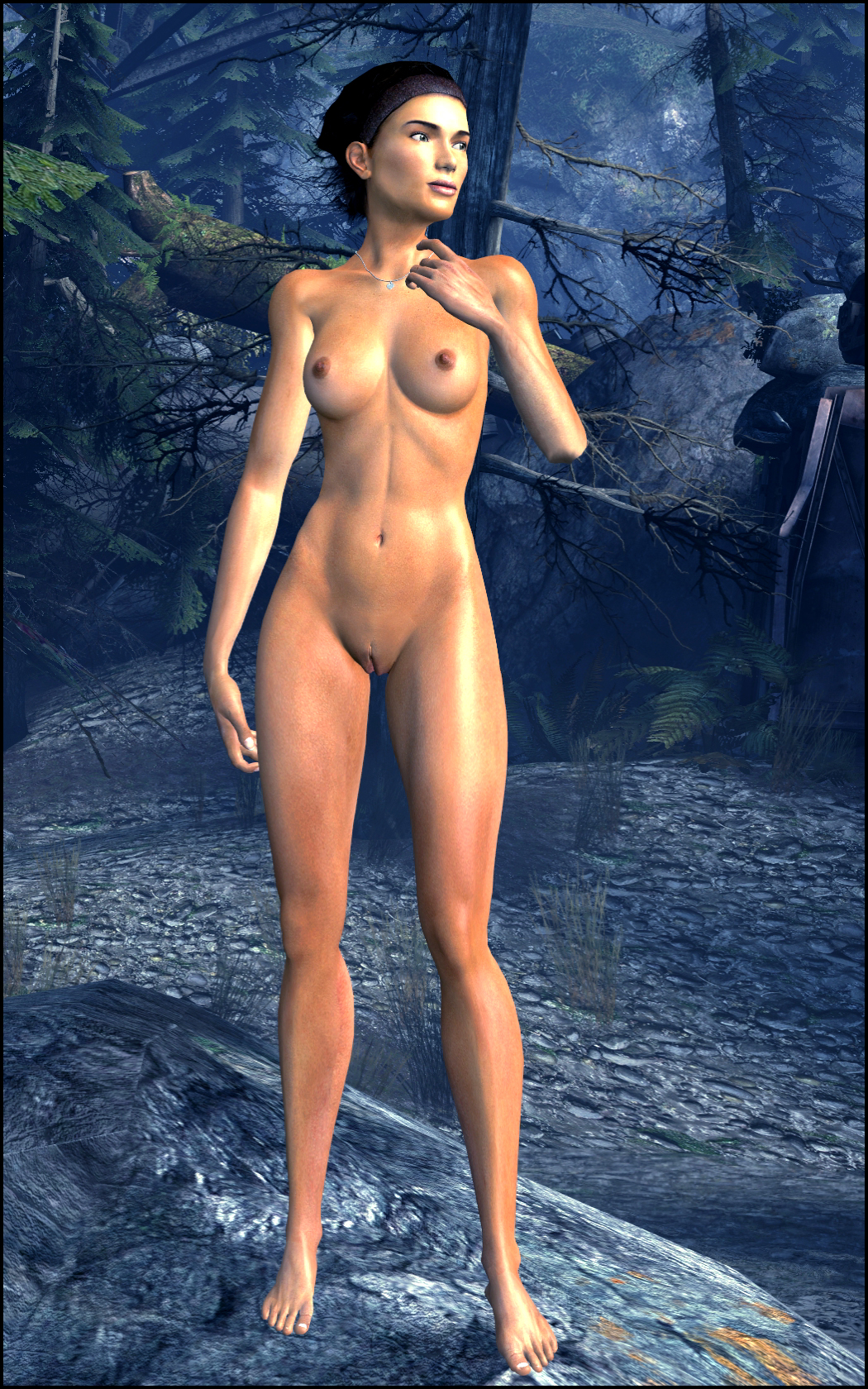 life half nude mods 2 Trials in tainted space scenes