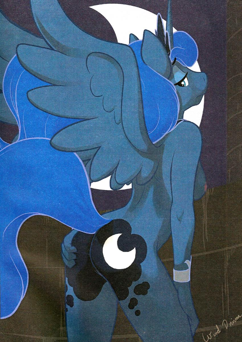 pictures my princess luna little pony Speed o sound sonic one punch man