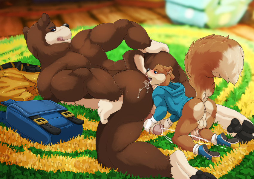 day fur bad nude conker's Bullied ~revenge hypnosis~