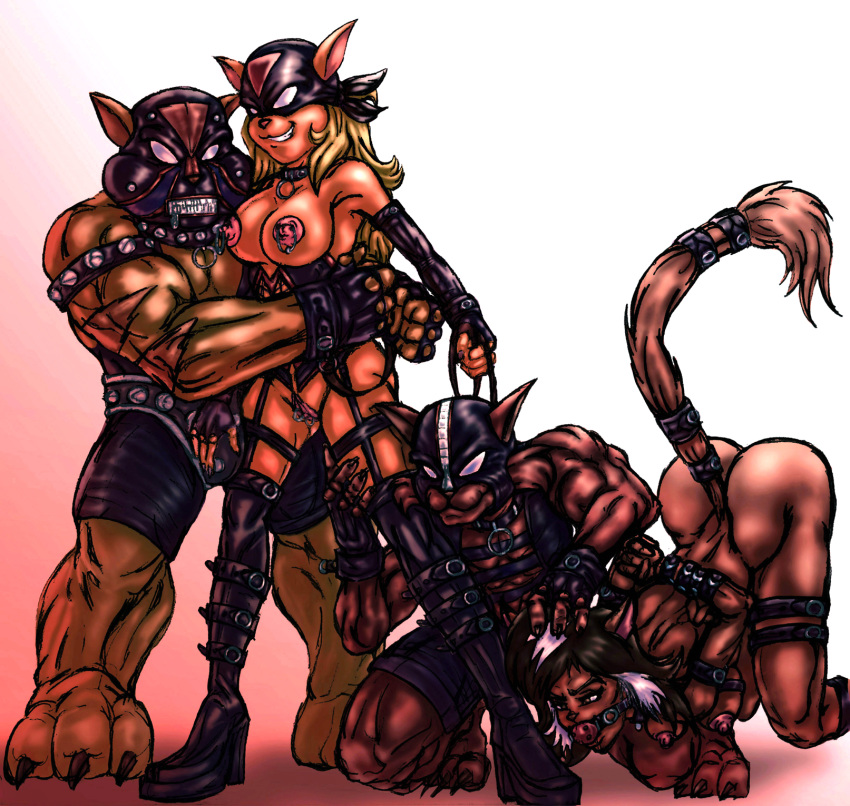 swat kats t-bone Wide hips thick thighs nude